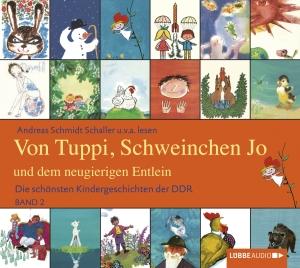 Von Tuppi, Schweinchen Jo und dem neugierigen Entlein