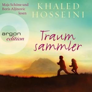 "Maja Schöne und Boris Aljinovic lesen Khaled Hosseini ""Traumsammler"""