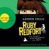 """Anja Stadlober liest Lauren Child """"Ruby Redfort - Gefährlicher als Gold"""""""