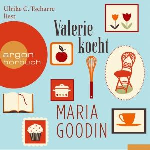 """Ulrike C. Tscharre liest Maria Goodin """"Valerie kocht"""""""