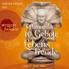 """Vergrößerte Darstellung Cover: Gabriele Gerlach liest Birgit Feliz Carrasco """"Patanjalis 10 Gebote der Lebensfreude"""". Externe Website (neues Fenster)"""
