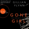"Vergrößerte Darstellung Cover: Christiane Paul und Matthias Koeberlin lesen Gillian Flynn ""Gone girl"". Externe Website (neues Fenster)"