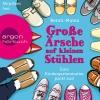 """Mirja Boes liest Benni-Mama """"Große Ärsche auf kleinen Stühlen"""""""