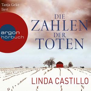 """Tanja Geke liest """"Die Zahlen der Toten"""", Linda Castillo"""