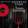 "Vergrößerte Darstellung Cover: Michael Schwarzmaier liest Andreas Föhr ""Totensonntag"". Externe Website (neues Fenster)"