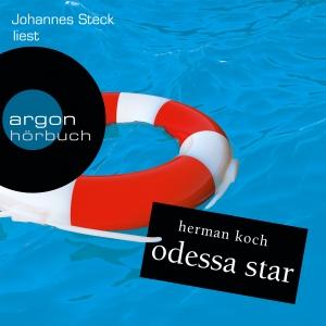 "Johannes Steck liest Herman Koch ""Odessa Star"""
