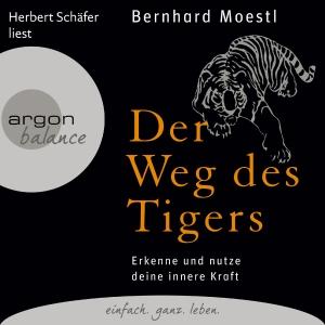 """Herbert Schäfer liest Bernhard Moestl """"Der Weg des Tigers"""""""