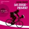"""Vergrößerte Darstellung Cover: Robert Stadlober liest Graeme Simsion """"Das Rosie-Projekt"""". Externe Website (neues Fenster)"""