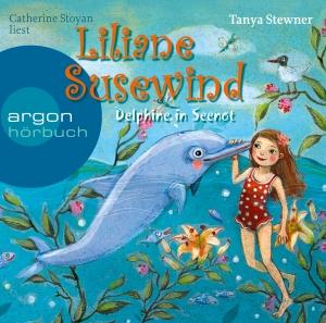 "Catherine Stoyan liest Tanya Stewner ""Liliane Susewind - Delphine in Seenot"""