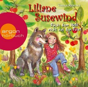 """Catherine Stoyan liest Tanya Stewner """"Liliane Susewind - Rückt dem Wolf nicht auf den Pelz!"""""""