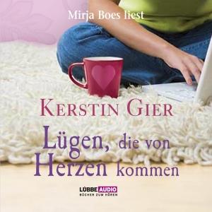 """Mirja Boes liest Kerstin Gier """"Lügen, die von Herzen kommen"""""""
