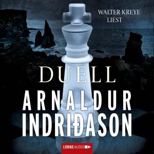 "Walter Kreye liest ""Duell"", Arnaldur Indriðason"