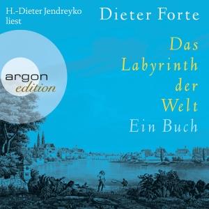 """H.-Dieter Jendreyko liest Dieter Forte """"Das Labyrinth der Welt"""""""