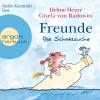 """Stefan Kaminski liest Helme Heine, Gisela von Radowitz """"Freunde - Die Schatzsuche"""""""