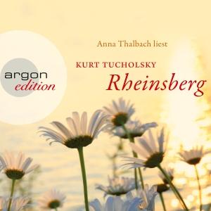 """Anna Thalbach liest Kurt Tucholsky """"Rheinsberg"""""""