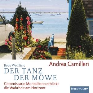 """Bodo Wolf liest Andrea Camilleri """"Der Tanz der Möwe"""""""