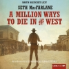 "Martin Baltscheit liest Seth MacFarlane ""A million ways to die in the West"""
