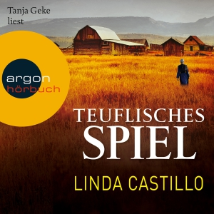 """Tanja Geke liest """"Teuflisches Spiel"""" Linda Castillo"""