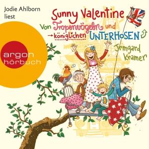 """Jodie Ahlborn liest """"Sunny Valentine - Von Tropenvögeln und königlichen Unterhosen"""""""