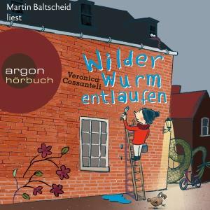 """Martin Baltscheit liest Veronica Cossanteli """"Wilder Wurm entlaufen"""""""