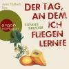 """Anna Thalbach liest Stefanie Kremser """"Der Tag, an dem ich fliegen lernte"""""""