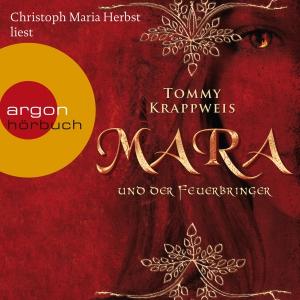"""Christoph Maria Herbst liest Tommy Krappweis """"Mara und der Feuerbringer"""""""