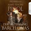 """Stephan Benson liest Albert Sánches Piñol """"Der Untergang Barcelonas"""""""