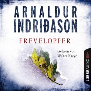 """Walter Kreye liest Arnaldur Indriðason """"Frevelopfer"""""""
