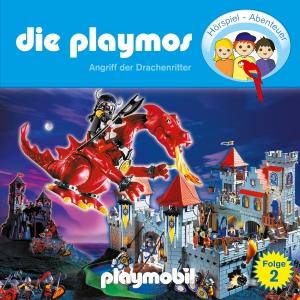 Die Playmos - Angriff der Drachenritter
