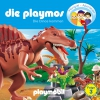 Vergrößerte Darstellung Cover: Die Playmos - Die Dinos kommen. Externe Website (neues Fenster)