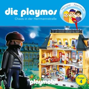 Die Playmos - Chaos in der Hermannstraße