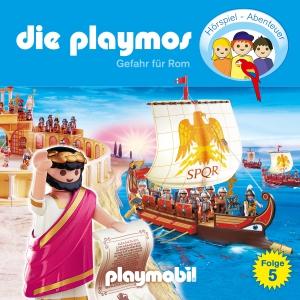 Die Playmos - Gefahr für Rom