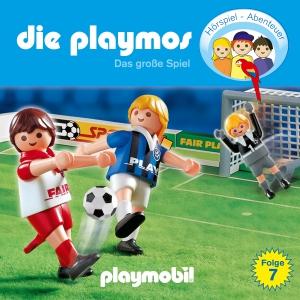 Die Playmos - Das große Spiel