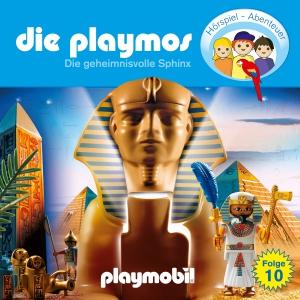 Die Playmos - Die geheimnisvolle Sphinx