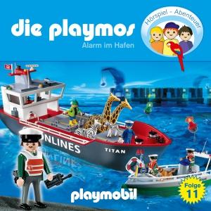 Die Playmos - Alarm im Hafen