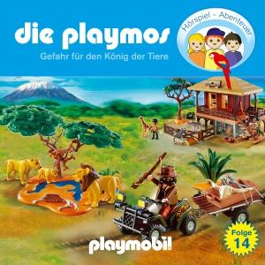 Die Playmos - Gefahr für den König der Tiere
