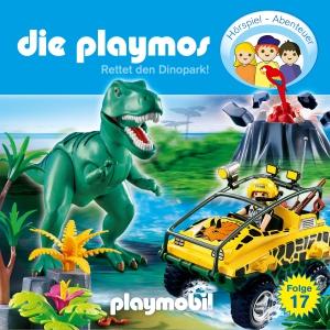 Die Playmos - Rettet den Dinopark!