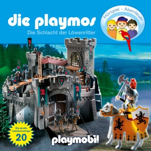 Die Playmos - Die Schlacht der Löwenritter
