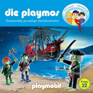 Die Playmos - Gespenstig gruselige Geisterpiraten