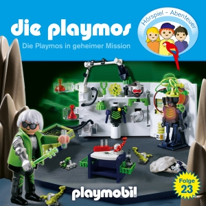 Die Playmos - Die Playmos in geheimer Mission