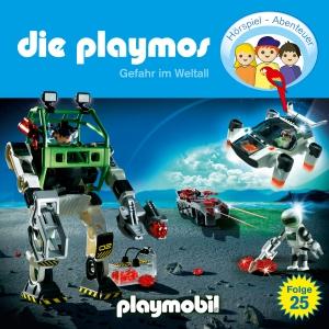 Die Playmos - Gefahr im Weltall