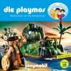 Vergrößerte Darstellung Cover: Die Playmos - Wettrennen um die Schatzinsel. Externe Website (neues Fenster)