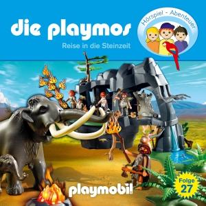Die Playmos - Reise in die Steinzeit