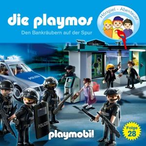 Die Playmos - Den Bankräubern auf der Spur