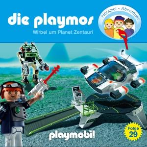 Die Playmos - Wirbel um Planet Zentauri