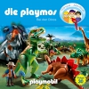 Vergrößerte Darstellung Cover: Die Playmos - Bei den Dinos. Externe Website (neues Fenster)