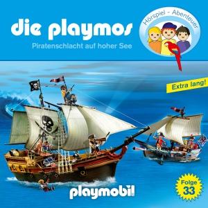 Die Playmos - Piratenschlacht auf hoher See