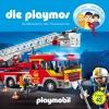 Die Playmos - Großbrand in der Feuerwache