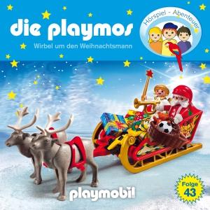 Die Playmos - Wirbel um den Weihnachtsmann