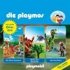 Die Playmos - Die große Dinobox